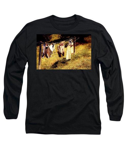 Hobbit Clothes Long Sleeve T-Shirt