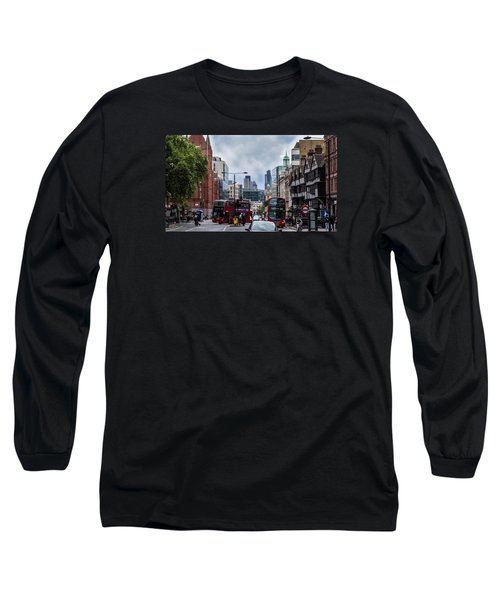 Holborn - London Long Sleeve T-Shirt