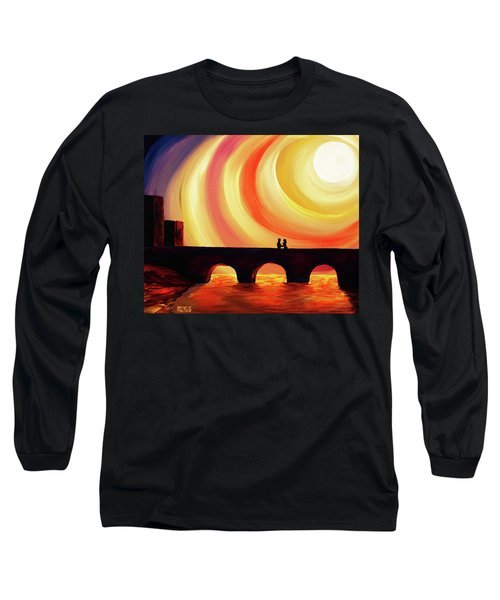Hold Me Long Sleeve T-Shirt