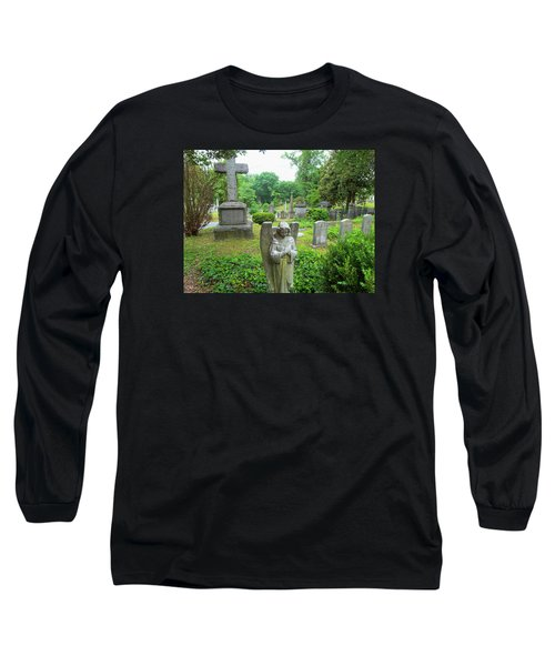 Hollywood Cemetery Long Sleeve T-Shirt