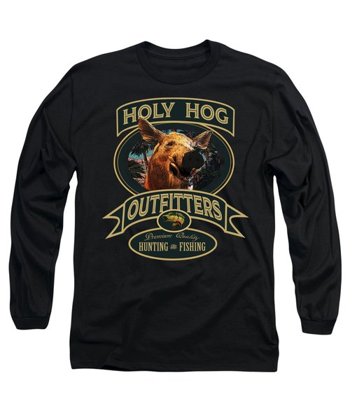 Holy Hog Long Sleeve T-Shirt