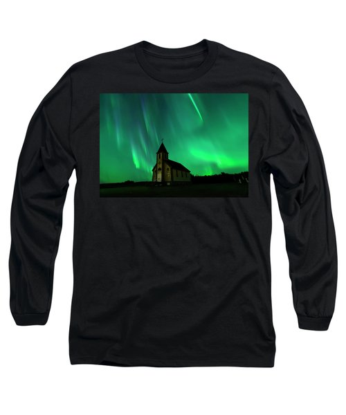 Holy Places Long Sleeve T-Shirt
