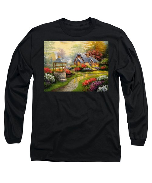 Home Is Where You Find Real Love Long Sleeve T-Shirt