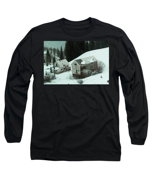 Homes In The Valley Long Sleeve T-Shirt