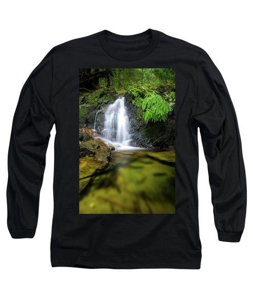 Homesite Falls Autumn Serenity Long Sleeve T-Shirt