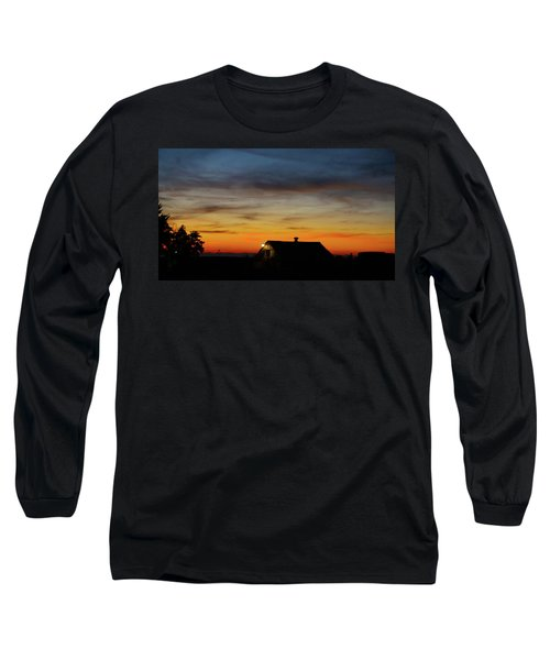 Homestead Long Sleeve T-Shirt by Angi Parks