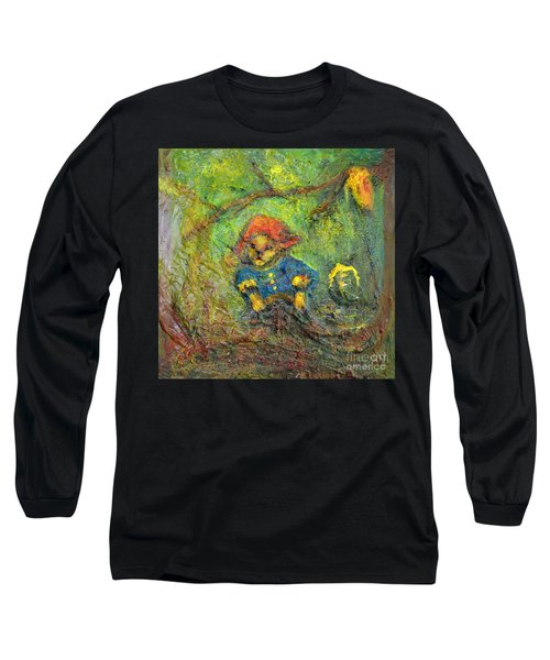 Honey Bear Long Sleeve T-Shirt