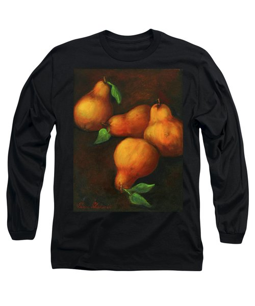 Honey Pears Long Sleeve T-Shirt