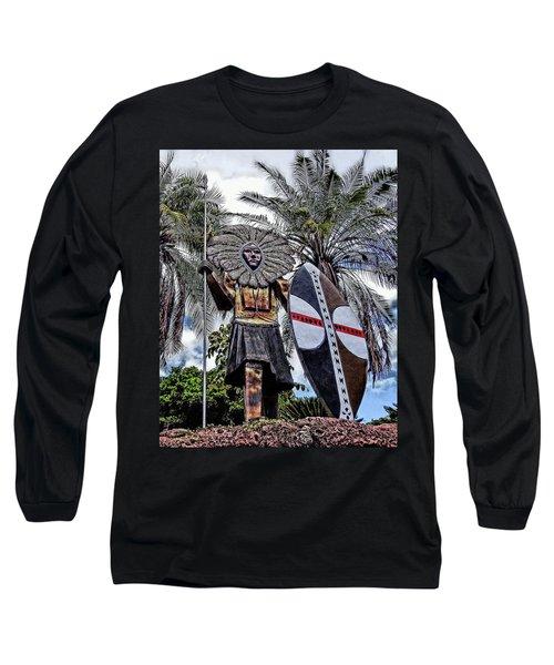 Honolulu Zoo Keeper Long Sleeve T-Shirt