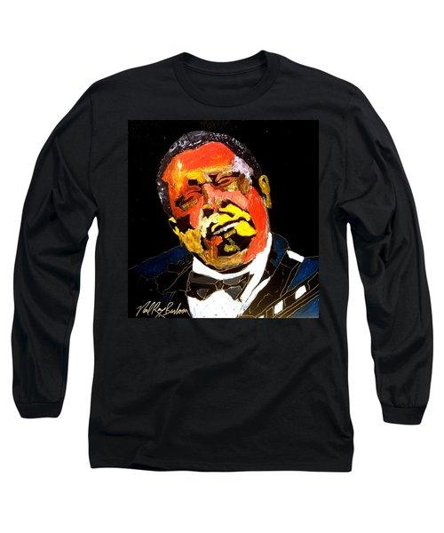 Honoring The King 1925-2015 Long Sleeve T-Shirt