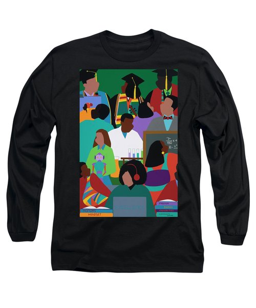 Honors Mindset Long Sleeve T-Shirt