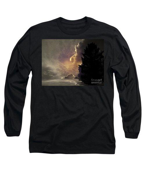 Hope Long Sleeve T-Shirt by Elfriede Fulda