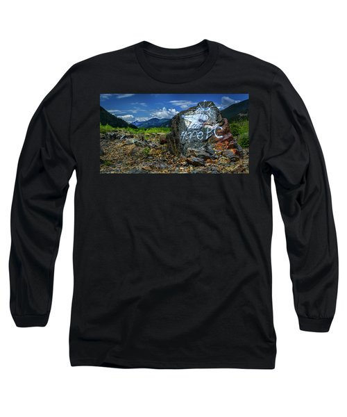 Long Sleeve T-Shirt featuring the photograph Hope II by John Poon