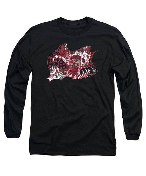 Horns Long Sleeve T-Shirt