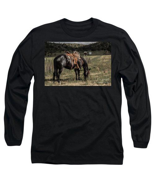 Horse 3 Long Sleeve T-Shirt