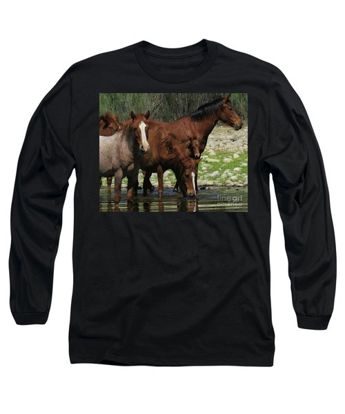 Horse 7 Long Sleeve T-Shirt