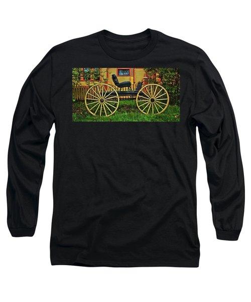 Energy Efficient Long Sleeve T-Shirt