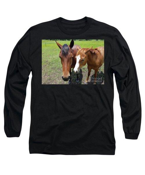 Horse Love Long Sleeve T-Shirt