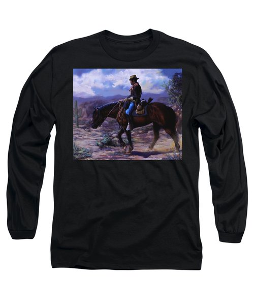 Horse Trainer Long Sleeve T-Shirt