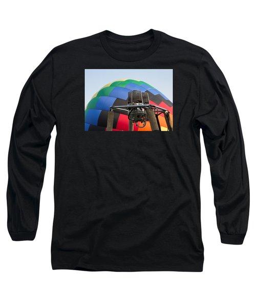 Hot Air Balloning Long Sleeve T-Shirt