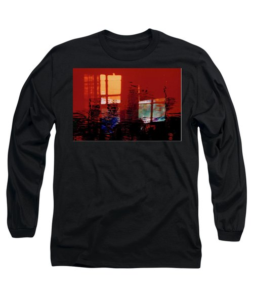 Hot And Cool Long Sleeve T-Shirt