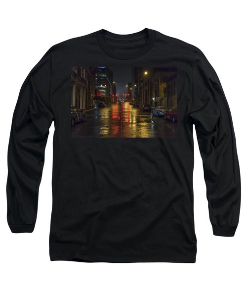 Hot Austin Long Sleeve T-Shirt
