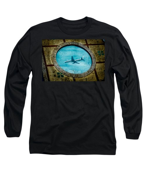 Hot Tub Flight Long Sleeve T-Shirt
