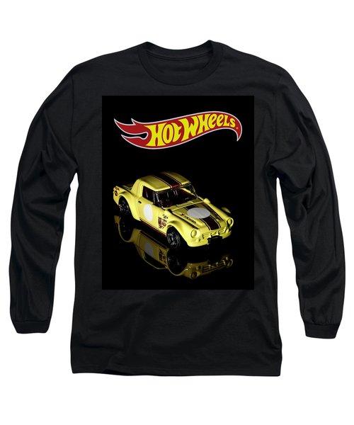 Hot Wheels Datsun Fairlady 2000 Long Sleeve T-Shirt