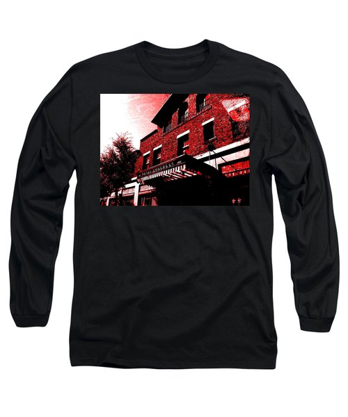 Hotel Congress Long Sleeve T-Shirt