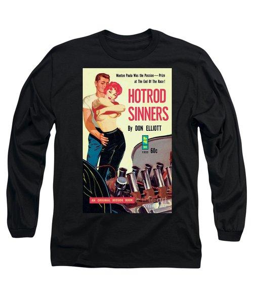 Hotrod Sinners Long Sleeve T-Shirt