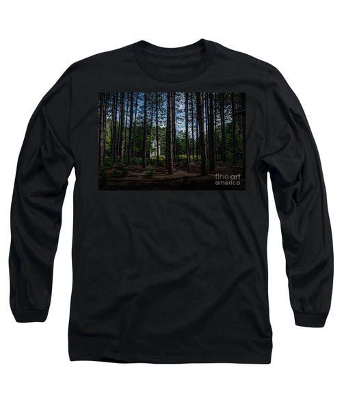 House In The Pines Long Sleeve T-Shirt