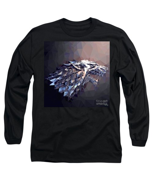 House Stark Long Sleeve T-Shirt