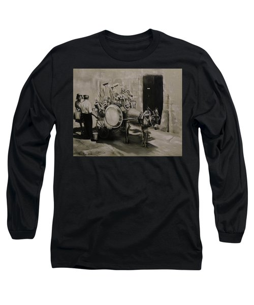 Household Long Sleeve T-Shirt