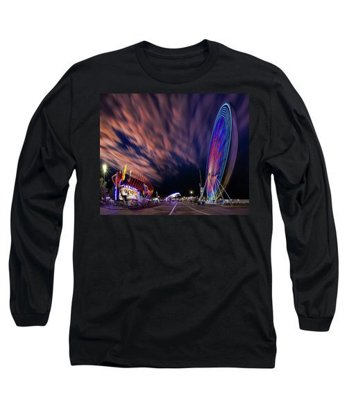 Houston Texas Live Stock Show And Rodeo #5 Long Sleeve T-Shirt