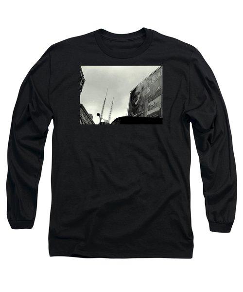 How Good Long Sleeve T-Shirt by David Gilbert