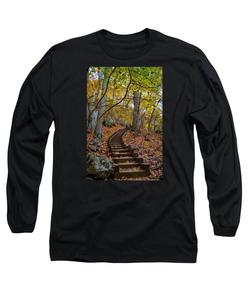 Humpback Rock Trail Long Sleeve T-Shirt