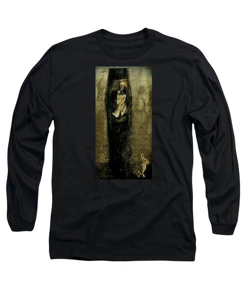 Hungry Man Long Sleeve T-Shirt