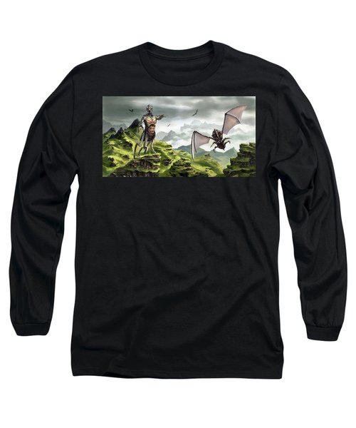 Hunter - Hound Long Sleeve T-Shirt