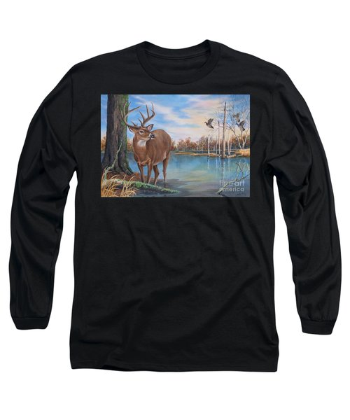 Hunters Dream Sold Long Sleeve T-Shirt