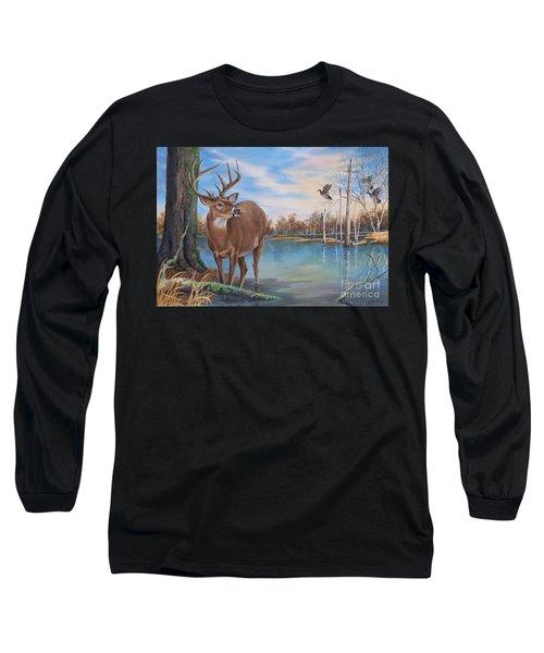 Hunters Dream Sold Long Sleeve T-Shirt