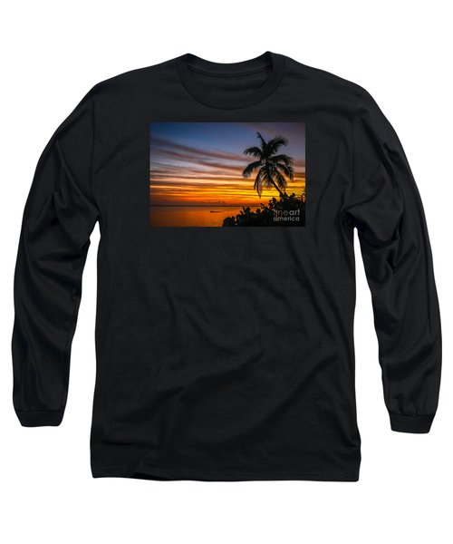 Hutchinson Island Sunrise #1 Long Sleeve T-Shirt