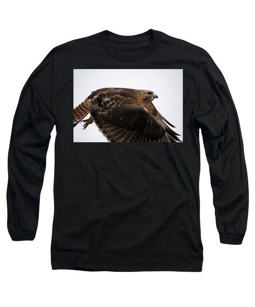 Hybrid Hawk Flyby  Long Sleeve T-Shirt
