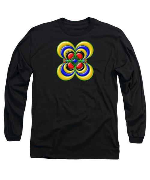 Hypnotic Long Sleeve T-Shirt by Anastasiya Malakhova