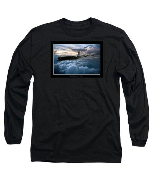 I Am Legend B-52 V2 Long Sleeve T-Shirt by Peter Chilelli