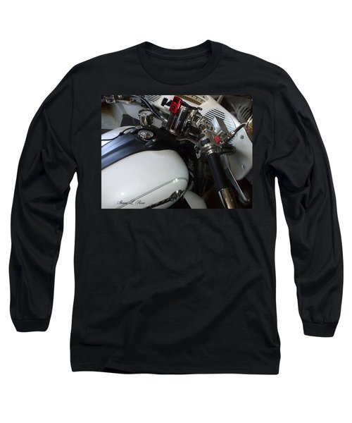 Long Sleeve T-Shirt featuring the photograph I Can Handle It by Shana Rowe Jackson