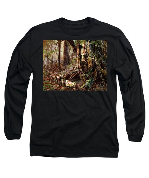 I Invented Recycling Long Sleeve T-Shirt