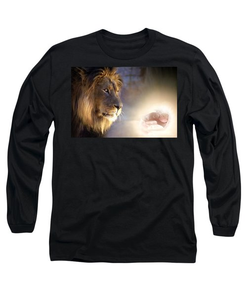 I Knew You Before You Were Born Long Sleeve T-Shirt by Bill Stephens