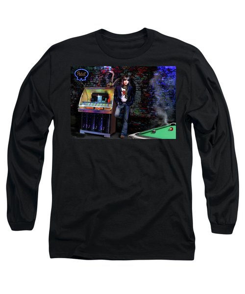 I Love Rock And Roll Long Sleeve T-Shirt