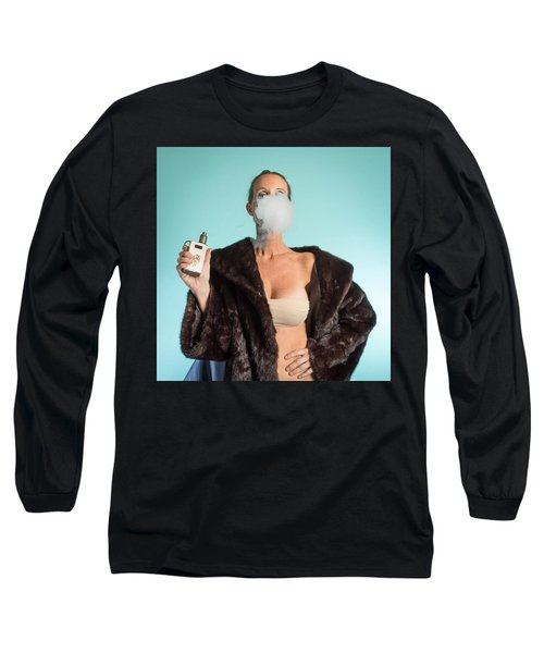 I Love To Vape Long Sleeve T-Shirt