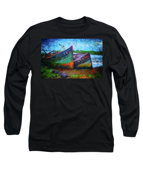I Will Never Leave You Long Sleeve T-Shirt